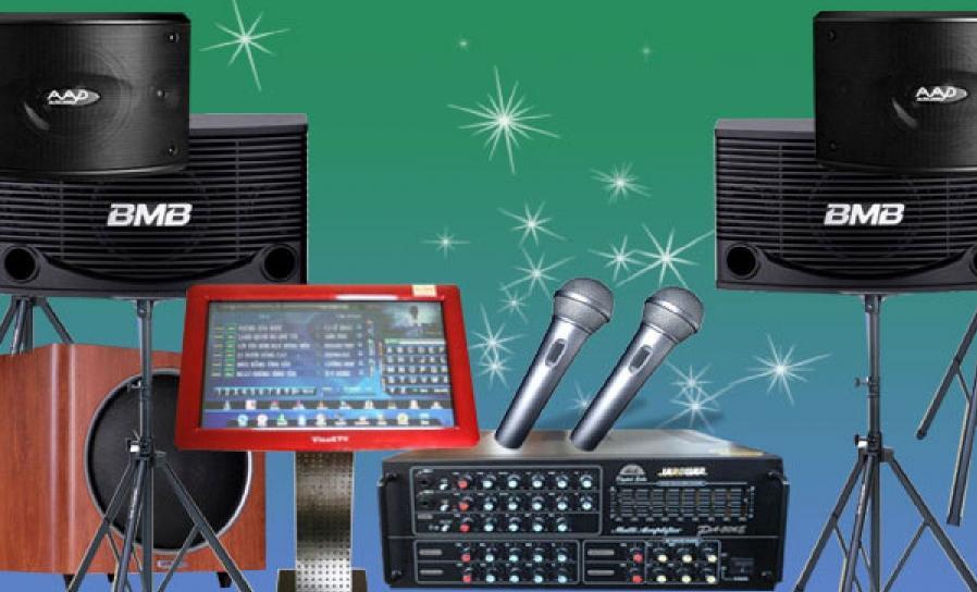 Bộ hát karaoke